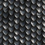 Metal scales seamless texture by jojo-ojoj