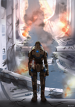 Presidium (2/2): No Shepard by skyllianhamster