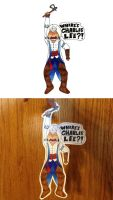 Connor Kenway Paperchild (For Sale) by trinityrenee