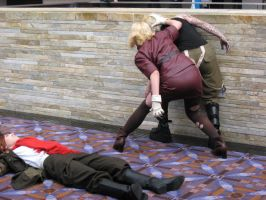 ACen Hellsing Photoshoot 10 by dunkler-adlig