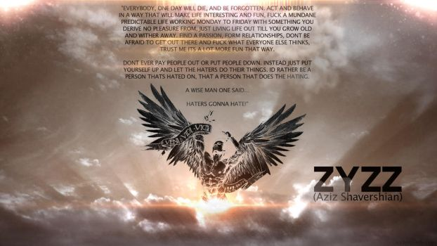 Zyzz Tribute v1 by exampledesign