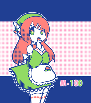 M-100 by CandyGod