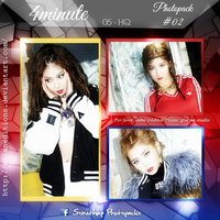 +4MINUTE | Photopack #OO2 by AsianEditions