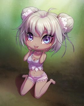 Chibi by SandraCharlet