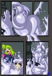 Keitie vs tecno slime girl 8 by Animewave-Neo