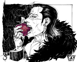 Day 3 - Poison apple by ViciousJay