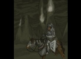Lonely Knight Final Version by LucasCoppio