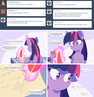 Gala Epilogue - Twilight Sparkle by Below-Depth