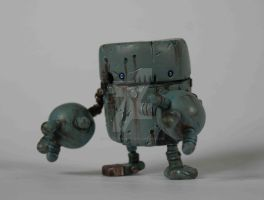 Rusty Robots Series 1 Bumble by SpaceCowSmith