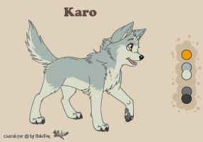 Karo - sheet by RukiFox