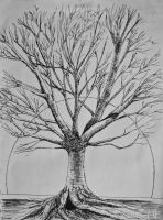 The Tree of Life by sciencefreako