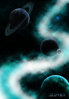Planets by Zeiphex