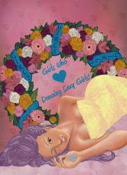 Flowers And Love  G3IDContest by EPBJewelry