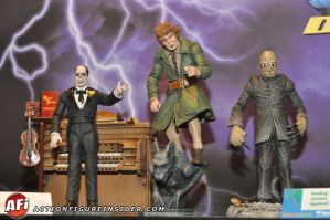 Toy Fair reveals: Universal Monsters 3 by BLACKPLAGUE1348