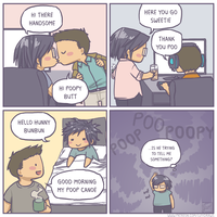 The most romantic pet names ever. by luyidraws