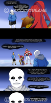 [Undertale] Detour pg 30 by Maxx2DXtreame