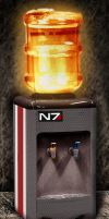 N7 Water Dispenser by Beezqp2