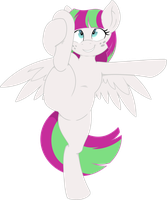 Blossomforth Vector 2 by Bork88
