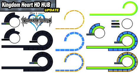 Make your own Kingdom Heart HD HUB Update by MASTERQ2