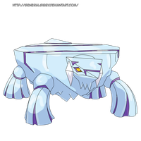 My Favorite Ice Type 2014- Avalugg