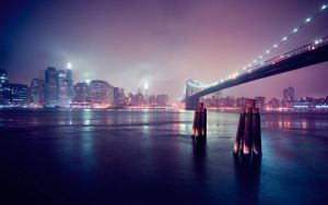 Brooklyn Bridge by seenew