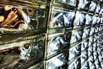 Glass Block Abstraction by basseca