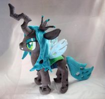 Queen Chrysalis by PlanetPlush