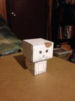 Shu CubeeCraft by SuperVegeta71290