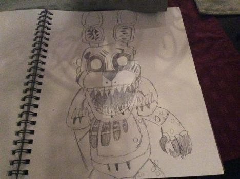 Twisted Bonnie by fossil-fighter
