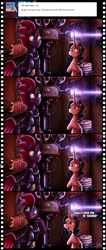 Ask Movie Slate - Tempest Shadow by jamescorck