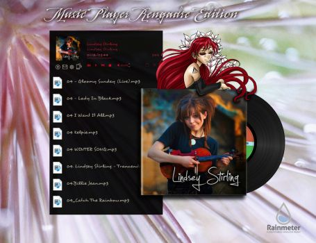 Music Player Rengadre Edition 1.1 by van-egg