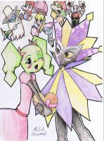 Super Paper Mario Party by MorganCluelessGoat
