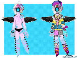 [Art Payment]: Decora Boy! by SimplyDefault