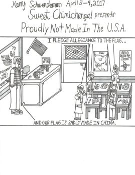 Proudly Not Made In The U.S.A. by OliverRed
