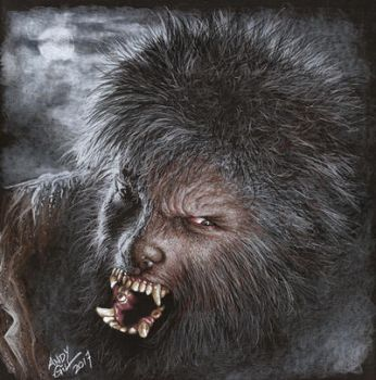 TheWolfman 2 copy by AndyGill1964