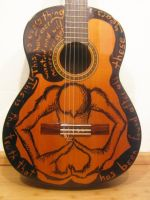 guitar by Fely