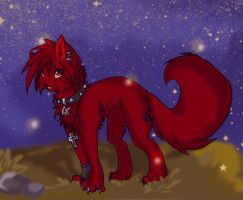 there_is-my_fucking-star:. by Vilika-La-Pet