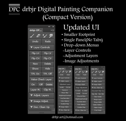 drbjr Digital Painting Companion - FREE! - Updated by drbjrart