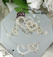 Tia's Jewelry Set by mdvannes