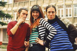 stripes forever by nifada