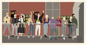 This is England '90 - Minimalist Posteritty Design by Posteritty