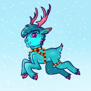 Reindeer Games Delmi by SuperMiniMicro