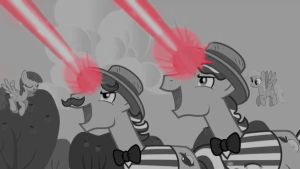 Flim Flam lasers by megamace20