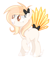 Pony Adoptable Auction .:CLOSED:. by Takan0