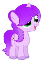 Star Violet by Posey-11