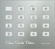 Shiny Smooth Folders by Metalbone1988