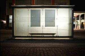Bus Stop by wchild