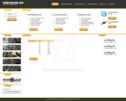 Hosting Template voice by w3nky