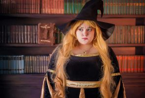 Helga Hufflepuff from Harry Potter by Matsu-Sotome