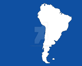 Continent morph South America to Milosquinia by CynicalCryanide
